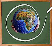 Bildung für nachhaltige Entwicklung (BNE) (Kompostion und Foto Chris Baudy)