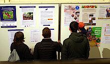 Blick in einen Teil der Ausstellung (Foto Gisela Baudy 22.11.19)