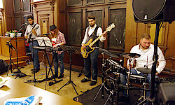 Band Mixed Emotions (Foto Gisela Baudy)