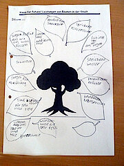 Ausgefüllte Baumschablone von Silara (Foto Gisela Baudy)