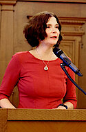 Sophie Fredenhagen (Foto Gisela Baudy)