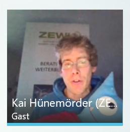 Dr. Kai Hünemörder (Screenshot L. Mickley)